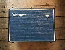 1966/67 SELMER CORVETTE VALVE GUITAR COMBO AMPLIFIER