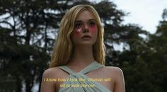 Movie Quotes: The Neon Demon – Melancholiland Elle Fanning, Demon Aesthetic, The Neon Demon, Mystery Film, Woman Wine, Film Inspiration, Movie Lines, Film Quotes, Love Movie