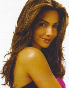 Vanessa Marcil Thats my FAV girl right there she is something else my icon!!! LOVE HER!!!