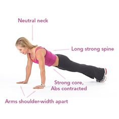 How to do a proper pushup