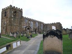 Its churchyard is famous for providing the setting which inspired Bram Stoker to write his classic novel - Dracula. Dickens and Tennyson are also known to have enjoyed the hospitality of Whitby's ancient inns.