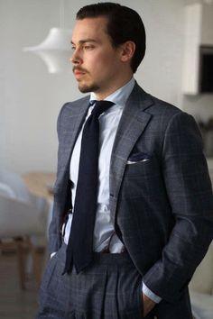 f7abb8e2f5045 Coupe   Bretelles   Motifs   Pinces Dress Suits For Men, Suit And Tie,