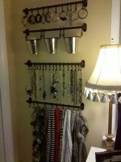 Necesito organizar mis accesorios Apartments Spaces and Diy