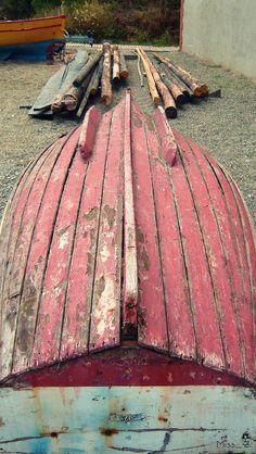 Small Boat #MissTanuki #deviantART #France #Paulilles