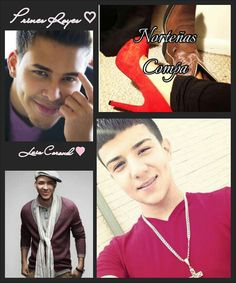 -Prince Royce -Luis Coronel -& Nortenas my background ^.^ ♥