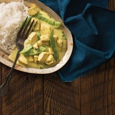 Your Inspiration at Home Sri Lankan Coconut Chicken. #YIAH #Asian