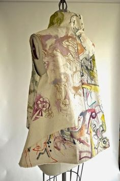 Marcy Tilton's Blog For Everyday Creatives: 2015 Expo Vogue/Butterick Fashion Show