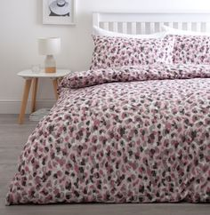 Argos Home Animal Print Bedding Set Single