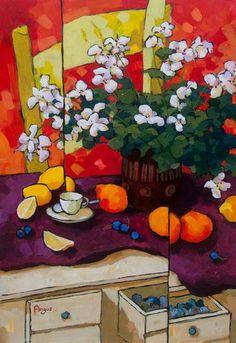 Angus Wilson vibrant colors
