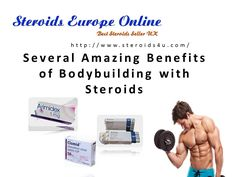 Simple exercises can help you build your body. However, if you need to build muscles quickly, then anabolic steroids may be a good idea.to know more about different steroids visit the given link. #steroids #buysteroids #steroidsuk