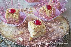 Les russes, gâteau algérien sec aux cacahuètes