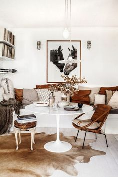 Photos via designsponge  AT HOME WITH. Remember that gorgeous photograph by Kara Rosenlund that I had...