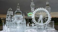 Ice Sculpting Workshop Witness a thrilling carving demonstration from an expert ice sculptor, and create your own