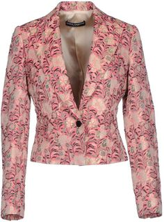 Dolce & Gabbana Women Blazer on YOOX. The best online selection of Blazers Dolce & Gabbana. Red Blazer, Blazer Jacket, Blazer Buttons, Blazers For Women, Fashion History, Outerwear Jackets, Polyvore, Suits