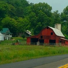 Love red barns!! Ohio