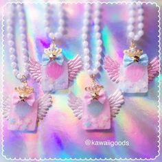 Angelic Sea Shell Bottle Necklace