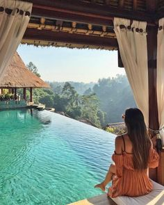 Viceroy Bali and other gorgeous pools