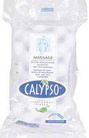 Calypso Massage Badspons Per stuk  Productomschrijving:Plantaardige badspons met massagelaag. Deze Massage Badspons geeft u een aangenaam verfrist gevoel. De massagelaag stimuleert de huid. Het sponsmateriaal vervaardigd op basis van natuurlijke vezels is heerlijk soepel en zacht. Ideaal voor een complete lichaamsverzorging.Gebruiksaanwijzing:Voor en na gebruik goed uitknijpen in zuiver water. Altijd uitknijpen nooit uitwringen. Eénmaal in gebruik moet de vochtige spons vrij kunnen ademen…