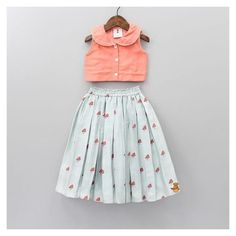 Frocks For Girls, Dresses Kids Girl, Kids Outfits, Summer Outfits, Kids Indian Wear, Kids Ethnic Wear, Girls Frock Design, Kids Frocks Design, Kids Dress Wear