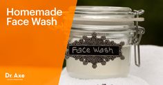 This homemade face wash recipe will leave your skin feeling refreshed, hydrated & clean! It kills bacteria & provides nutrients and hydration to your skin!