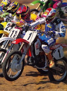 micky dymond 1985 | motocross, dirt biking and atv