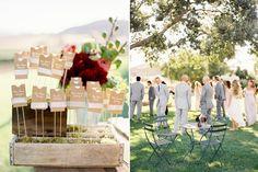 Вдохновение - это воздух, которым мы дышим - Хосе Вийя: свадьба на природе