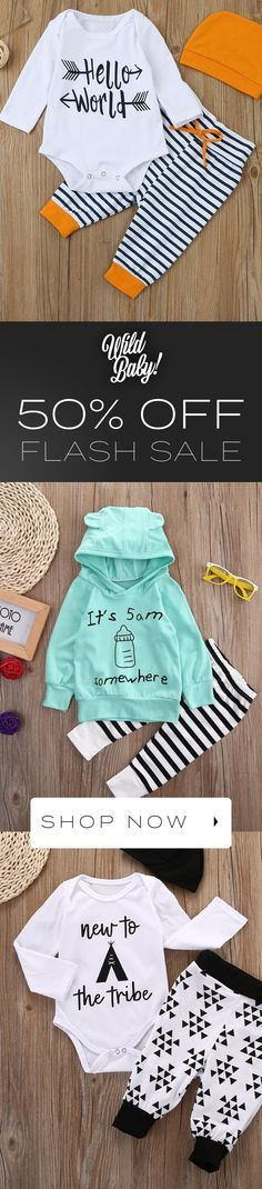 baby outfits Ridiculously cute baby clothes at off retail prices So Cute Baby, Cute Baby Clothes, Cute Babies, Baby Kids, Baby Baby, Diy Clothes, Baby Outfits, Kids Outfits, Vêtements Goth Pastel
