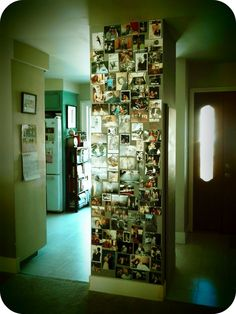Definitely doing a photo wall!!