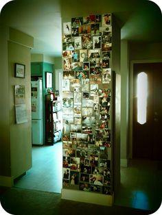 Definitely doing a photo wall!!