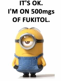 Minions Quotes Top 370 Funny Quotes With Pictures Sayings 24 Funny Minion Memes, Minions Quotes, Minion Humor, Minion Birthday Quotes, Funny Shit, Funny Stuff, Funny Guys, Funny Wuotes, Minions Love