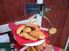 BTS Breakfast Bar - Croissants