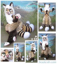Beastcub Creations | Custom Creature Costumes