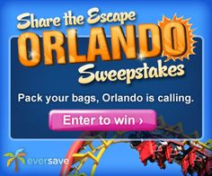 Win a four-night stay at the Rosen Inn at Pointe Orlando plus a $ 400 American Express gift card!