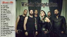 Within Temptation Greatest Hits Playlist 2017 (1 Hour 28 Minutes) #headbangersheaven #headbangershangout #WithinTempation