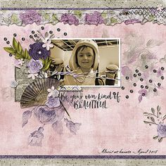 Be+Your+Own+Kind+of+Beautiful - Scrapbook.com
