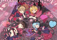 Twitter Cute Anime Boy, Anime Guys, Rainbow Light, Kawaii, Shining Star, Ensemble Stars, Boy Or Girl, Anime Art, Idol