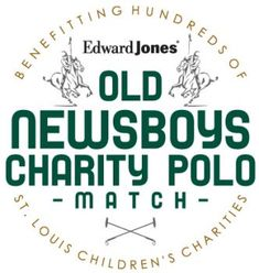 Join us for the Edward Jones Old Newsboys Inaugural Charity Polo Match at Kraftig Polo Club in beautiful Defiance, Missouri on September Edwards Jones, Polo Match, Lawn Chairs, Sports Figures, Polo Club, World Of Sports, The St, St Louis, Missouri