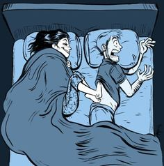Hahaha!!!! This is exactly what my husband does every night... An it never gets to old for me to laugh at  :D