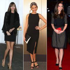 women black dresses