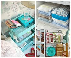 No matter what time of the year it is, it's always time to get organized. Why? Well when the house gets out…