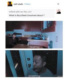 """7,387 Likes, 39 Comments - buzzfeed unsolved (@ryansbergara) on Instagram: """"basically (cr: salt-dads on tumblr)"""""""