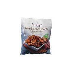 Dukan Mini Biscotti Salati. Confezione da 100 grammi. http://www.farmaciaigea.com/snack-dietetici/23090-dukan-mini-biscotti-salati-3700657303345.html