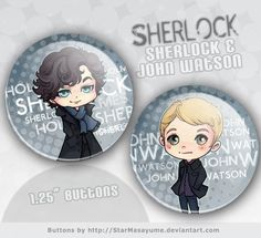 Hey, I found this really awesome Etsy listing at https://www.etsy.com/listing/210856335/bbc-sherlock-button-set