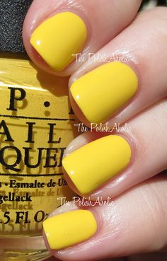 OPI I Just Can't Cope-acabana, Brazil Collection Spring/Summer 2014