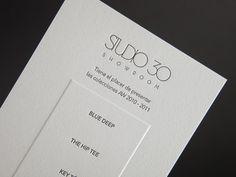 Tarjetón Studio 30