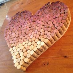 Have each guest sign and stamp a cork in place at a vineyard wedding reception