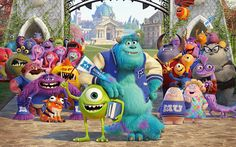 Monsters University Movie Now Available For Download in HD  http://www.pixarpost.com/2013/10/monsters-university-movie-now-available.html