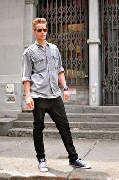 DapperLou.com   Men's Fashion & Style Blog   Street Style   Online Shopping