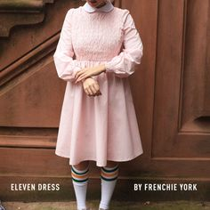 Eleven Dress Stranger Things Eleven Dress Stranger by FrenchieYork
