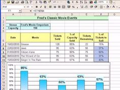Microsoft Excel Tutorial for Beginners #15 - Percentages - More Examples
